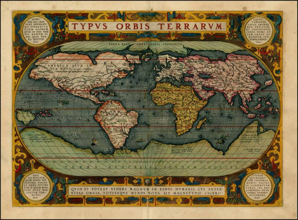 The Great Tartarian Empire & the Mudflood - A Old Map That Proofs the Existence