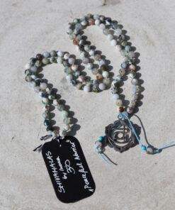 Shivamalas - Peaceful Warrior Mala